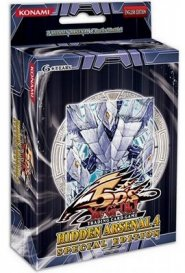 YGO: Yu-Gi-Oh! Hidden Arsenal 4 <b>Special Edition</b>  [YGO24053]