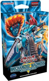 Yu-Gi-Oh! TCG: Mechanized Madness Structure Deck [YGO74754]