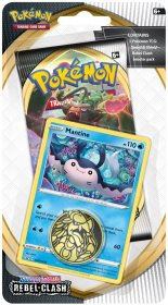 POKEMON: SW&SH 2 Rebel Clash CHECKLANE blister - MANTINE [POK80686]