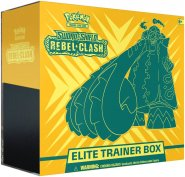 POKEMON: SW&SH 2 Rebel Clash Elite Trainer Box [POK80700]