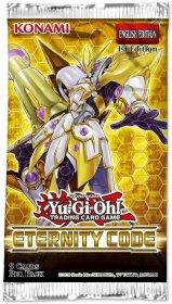 Yu-Gi-OH! TCG:  Eternity Code BOOSTER [YGO74775]