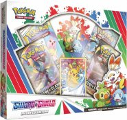 Pokemon TCG: Sword & Shield Figure Collection [POK80706]