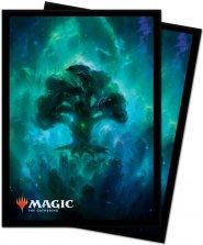 MAGIC protektor Celestial FOREST (100) [5E-18288]
