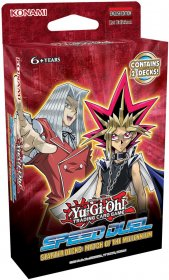 Yu-Gi-OH! TCG: Speed Duel Starter Deck - Match of the Millenium [YGO74683]