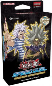 Yu-Gi-OH! TCG: Speed Duel Starter Deck - Twisted Nightmares [YGO74683]