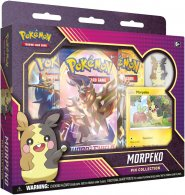 POKEMON TCG: Morpeko Pin Collection [POK80787]