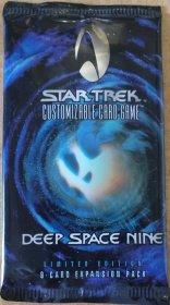 STAR TREK: Deep Space Nine booster - zestaw dodatkowy [3580484]
