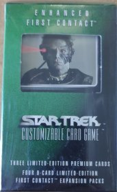 STAR TREK: Enhanced First Contact - BAREIL OF BORG [3580181]