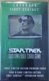 STAR TREK: Enhanced First Contact - DUKAT OF BORG [3580181]