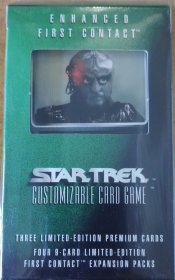 STAR TREK: Enhanced First Contact - GOWRON OF BORG [3580181]