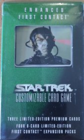 STAR TREK: Enhanced First Contact - TOMALAK OF BORG [3580181]