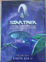 STAR TREK PREMIERE Starter Deck II [3580185]