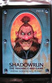 Shadowrun PL booster - zestaw dodatkowy [00107501]