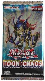 Yu-Gi-Oh! TCG: Toon Chaos BOOSTER [YGO84317]