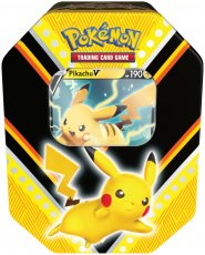 POKEMON TCG: Fall V Tin 2020 PIKACHU [POK80779]
