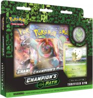 POKEMON TCG: Sword & Shield 3.5 Champion's Path Pin Box - TURFFIELD PREMIERA: 18/09 [POK80484]