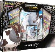 POKEMON TCG: Sword & Shield 3.5 Champion's Path DUBWOOL V Box [POK80773]