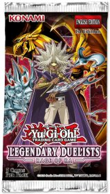 Yu-Gi-OH! Legendary Duelists Rage of Ra BOOSTER [YGO84261]
