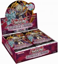 Yu-Gi-OH! Legendary Duelists Rage of Ra Booster BOX [YGO84261] [YGO84261×36]