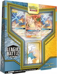 POKEMON TCG: League Battle Decks RESHIRAM & CHARIZARD [POK80785]