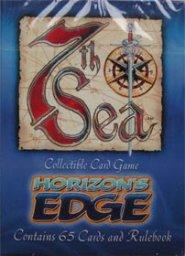 7TH SEA HORIZON'S EDGE - talia podstawowa [36807521]