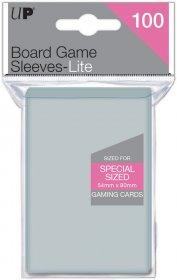 KOSZULKI NA KARTY (Gry planszowe) - LITE rozmiar specjalny 54×80 (100) [5E-85942]