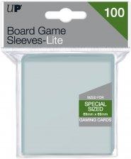KOSZULKI NA KARTY (Gry planszowe) - LITE 69×69 mm (100) [5E-85946]