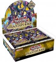 Yu-Gi-Oh! TCG: Phantom Rage Booster BOX - Premiera: 05/11 [YGO84332×24]
