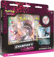 POKEMON TCG: Sword & Shield 3.5 Champion's Path Pin Box - SPIKEMUTH GYM [POK80775]