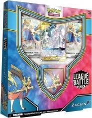 POKEMON TCG: League Battle Decks ZACIAN V [POK80797]