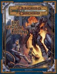 D&D Lord of the Iron Fortress [100881630000]