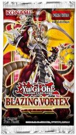 Yu-Gi-Oh! TCG: Blazing Vortex BOOSTER [YGO84524]