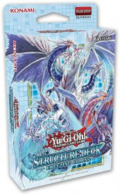 Yu-Gi-Oh! TCG: Freezing Chains Structure Deck [YGO84545]