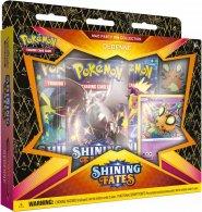 POKEMON TCG: Sword & Shield 4.5 Shining Fates Mad Party Pin Box - DEDENNE [POK80868]