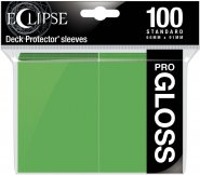 Protektor Eclipse Pro Gloss LIME GREEN Standard (100 szt.) [5E-15606]