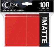 Protektor Eclipse Pro Matte APPLE RED Standard (100 szt.) [5E-15616]