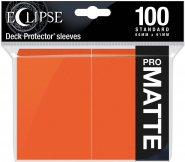 Protektor Eclipse Pro Matte PUMPKIN ORANGE Standard (100 szt.) [5E-15619]