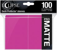 Protektor Eclipse Pro Matte HOT PINK Standard (100 szt.) [5E-15621]