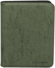 Suede Collection 9-pocket Premium PRO-Binder EMERALD (zielony) [5E-15488]