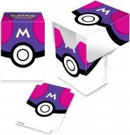 POKEMON: Pudełko na karty Full-View MASTER BALL [5E-15667]