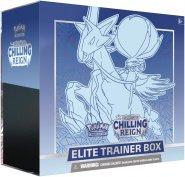 POKEMON TCG: SW&SH 6 Chilling Reign Elite Trainer Box - Ice Rider Calyrex (Blue) [POK80863]