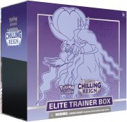POKEMON TCG: SW&SH 6 Chilling Reign Elite Trainer Box - Shadow Rider Calyrex (Purple) [POK80863]