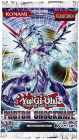 YGO: Yu-Gi-Oh! #41 Photon Shockwave booster - zestaw dodatkowy (9) [YGO24229]