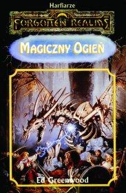 Magiczny Ogień: Dylogia Shandril Księga I [00100038]