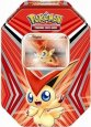POKEMON: V for Victini Tin (puszka) zawiera m.in. a� 5 booster�w [POK10715]