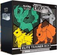 POKEMON TCG: SW&SH 7 Evolving Skies Elite Trainer Box - wer. 1 [POK80894]