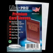 UltraPro Platinum Premium Sleeves - koszulki na karty [5E-81385]