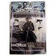 MATRIX ACTION FIGURES Neo [3WB91900]