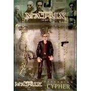 MATRIX ACTION FIGURES Cypher [3WB91900]