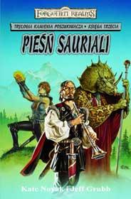 Pieśń Sauriali: Trylogia Kamienia Poszukiwacza Księga III (przeceniona) [00100049]